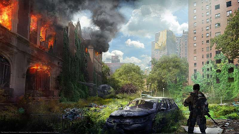 Tom Clancy's The Division 2 - Warlords of New York Hintergrundbild