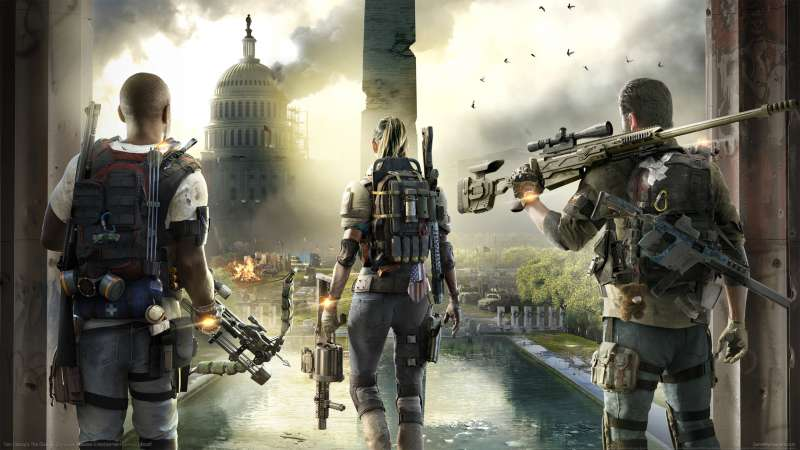 Tom Clancy's The Division 2 Hintergrundbild 01