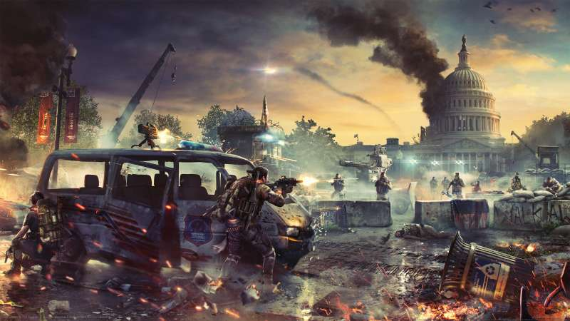 Tom Clancy's The Division 2 Hintergrundbild 02