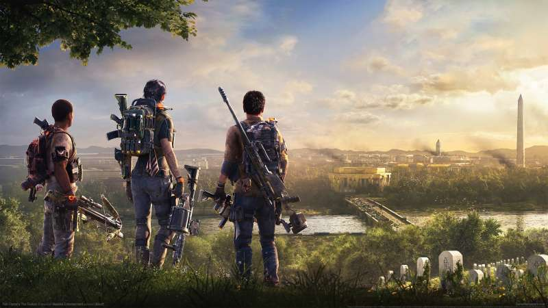 Tom Clancy's The Division 2 Hintergrundbild 03