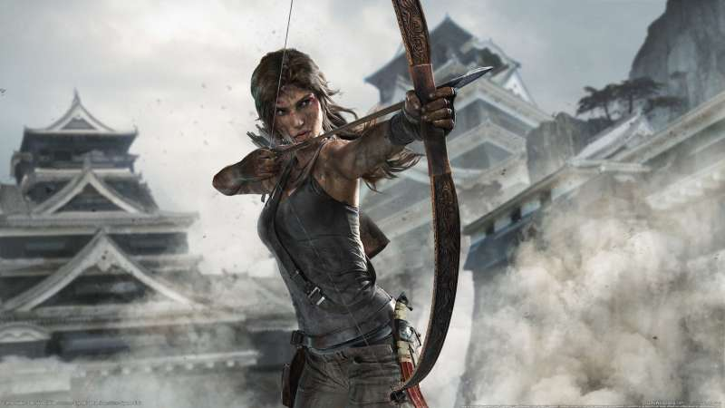Tomb Raider: Definitive Edition Hintergrundbild 01