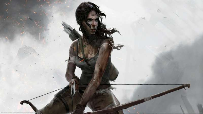 Tomb Raider: Definitive Edition Hintergrundbild 02