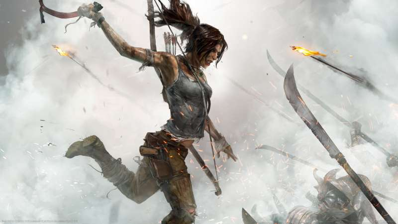 Tomb Raider: Definitive Edition Hintergrundbild 03