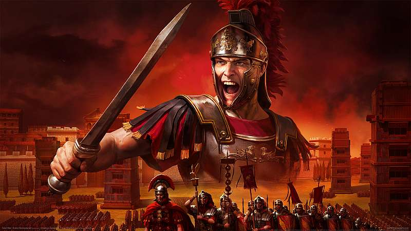 Total War: Rome Remastered Hintergrundbild