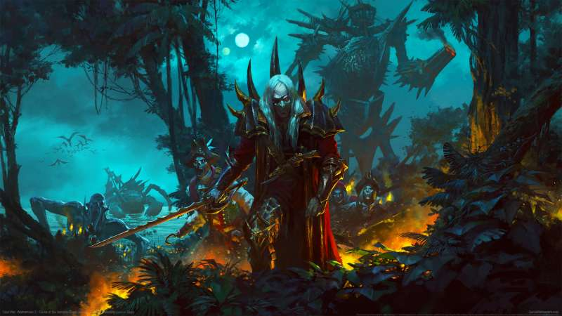 Total War: Warhammer 2 - Curse of the Vampire Coast Hintergrundbild 01