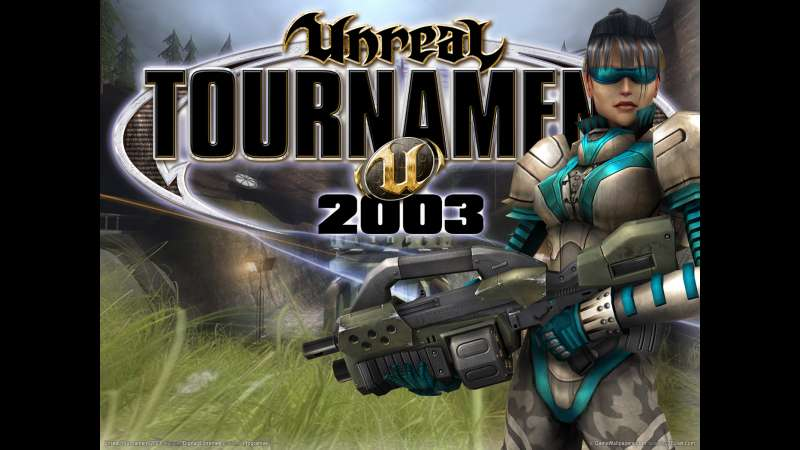 Unreal Tournament 2003 Hintergrundbild 04