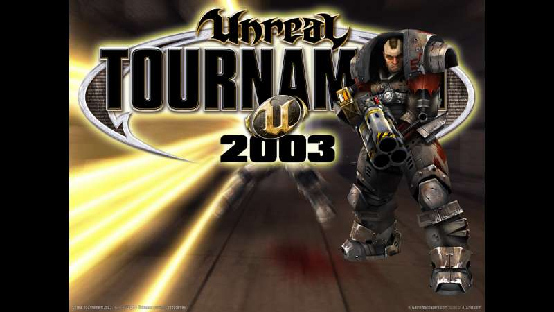 Unreal Tournament 2003 Hintergrundbild 05
