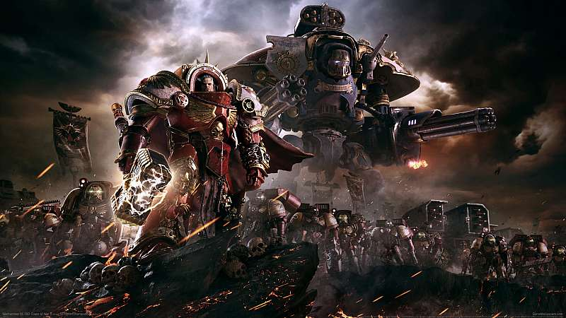 Warhammer 40,000: Dawn of War 3 Hintergrundbild
