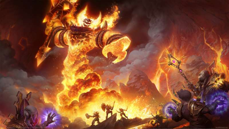 World of Warcraft Hintergrundbild