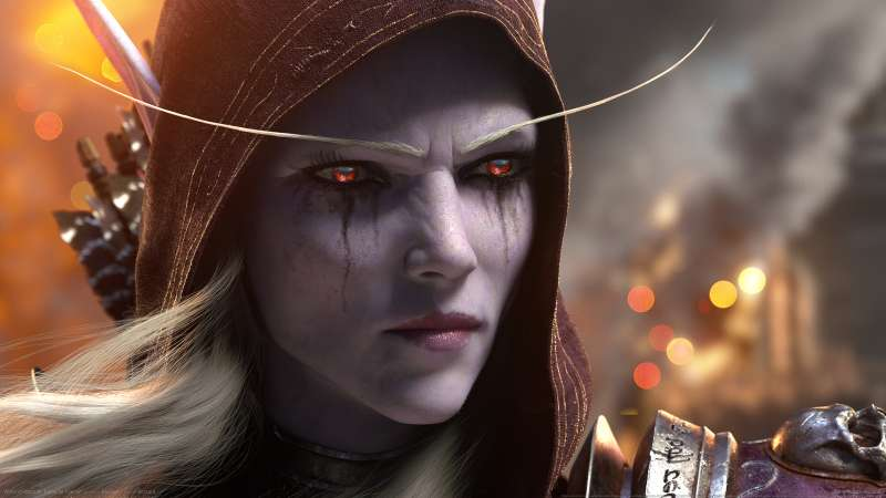 World of Warcraft: Battle for Azeroth Hintergrundbild