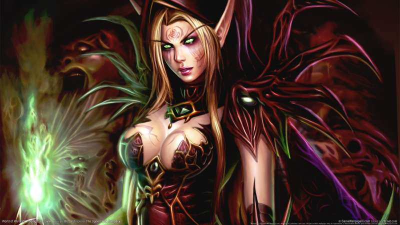 World of Warcraft: Trading Card Game Hintergrundbild 01