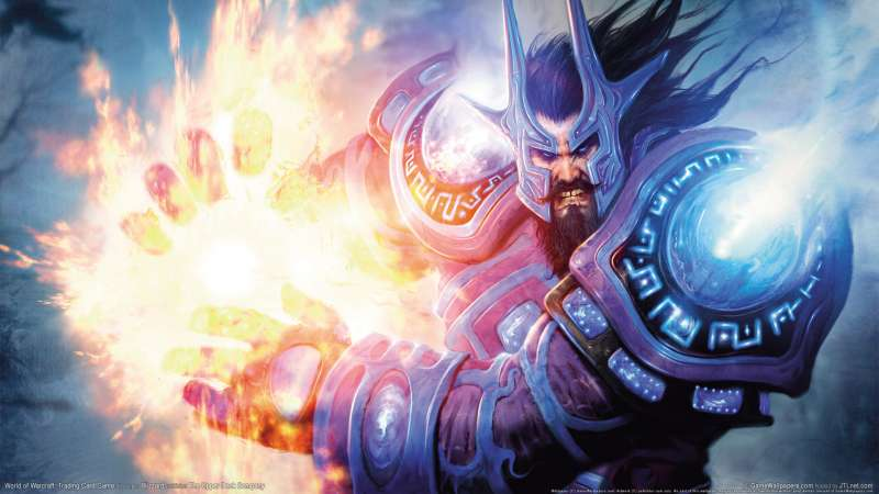 World of Warcraft: Trading Card Game Hintergrundbild 03