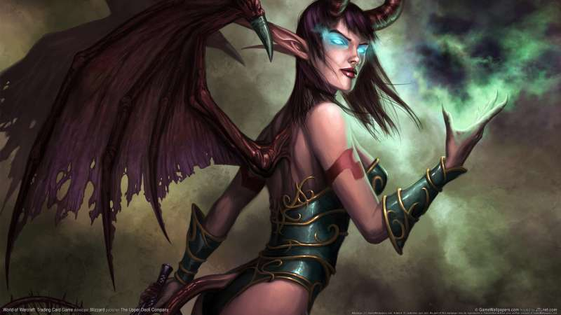 World of Warcraft: Trading Card Game Hintergrundbild 06