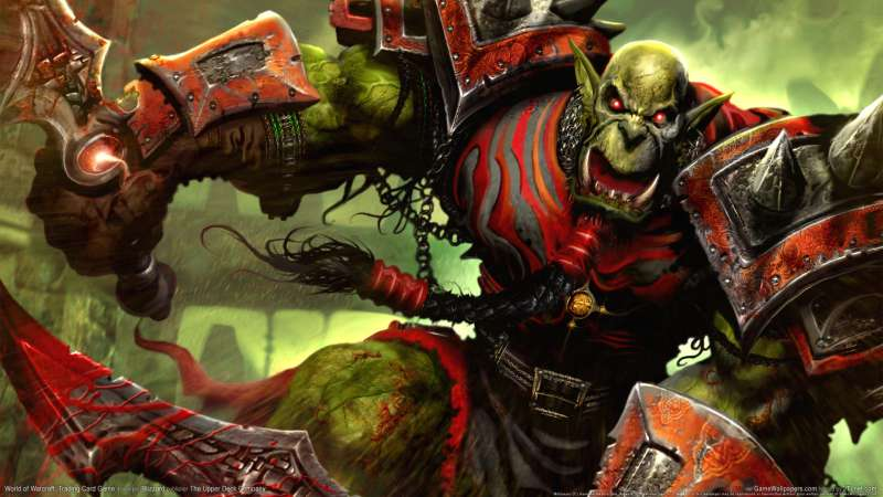 World of Warcraft: Trading Card Game Hintergrundbild 08