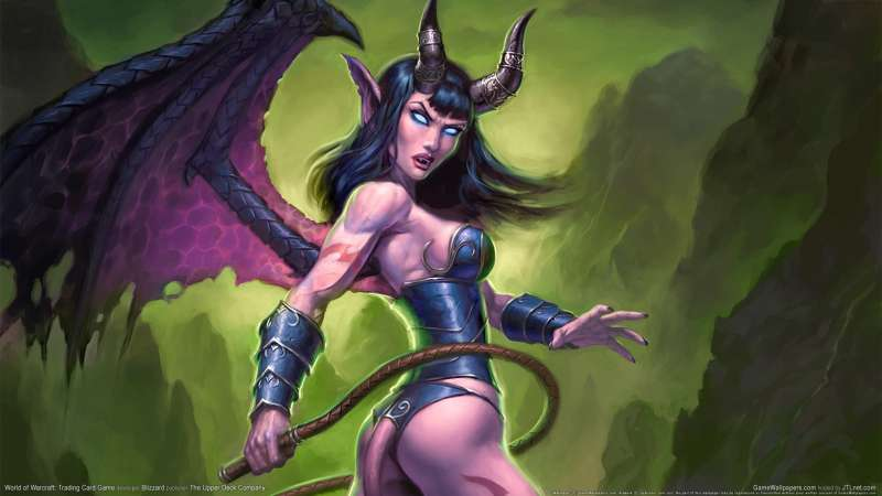 World of Warcraft: Trading Card Game Hintergrundbild 09