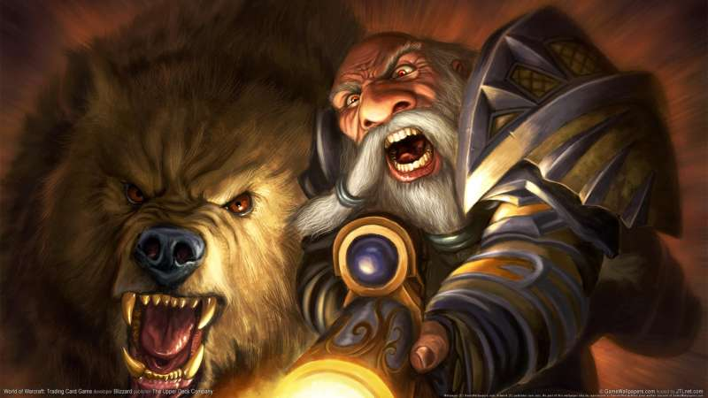 World of Warcraft: Trading Card Game Hintergrundbild 12