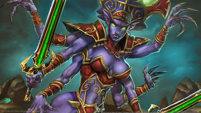 World of Warcraft: Trading Card Game Hintergrundbild 18
