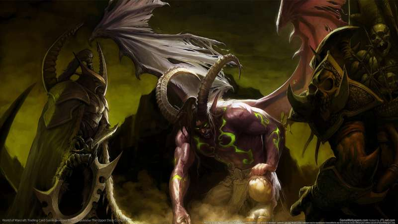 World of Warcraft: Trading Card Game Hintergrundbild 19