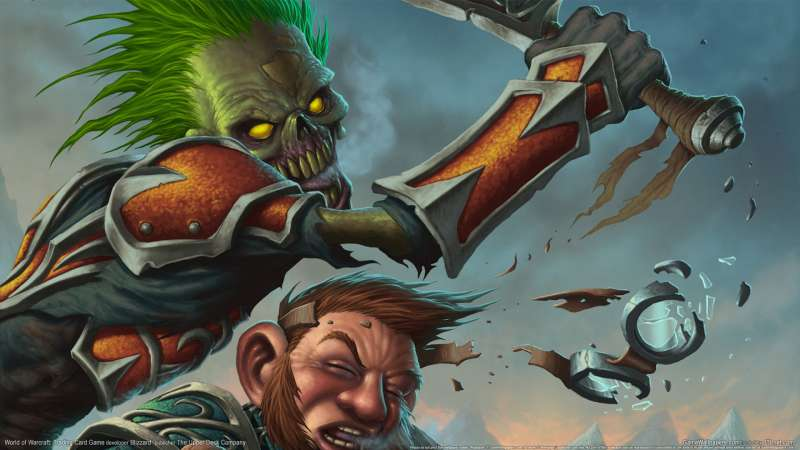 World of Warcraft: Trading Card Game Hintergrundbild 22