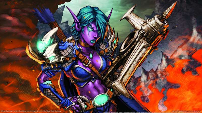 World of Warcraft: Trading Card Game Hintergrundbild 29