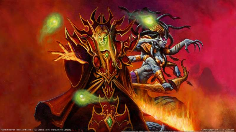 World of Warcraft: Trading Card Game Hintergrundbild 30