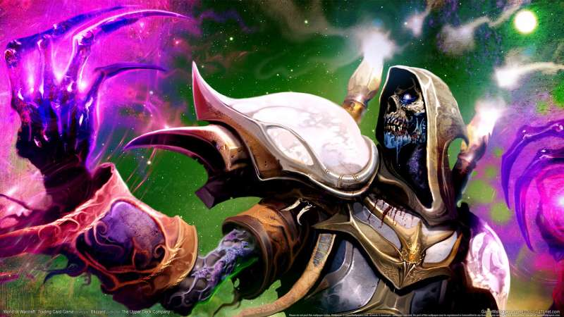 World of Warcraft: Trading Card Game Hintergrundbild 33