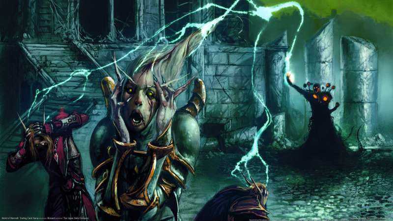 World of Warcraft: Trading Card Game Hintergrundbild 34