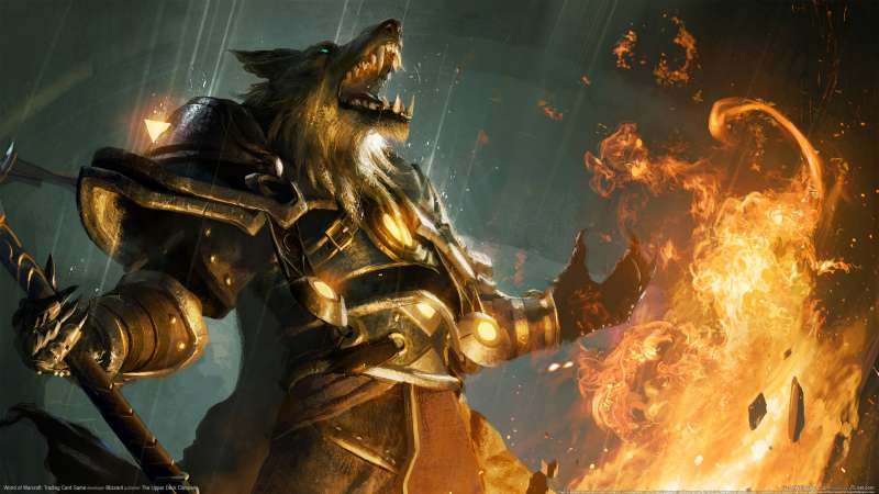 World of Warcraft: Trading Card Game Hintergrundbild 42
