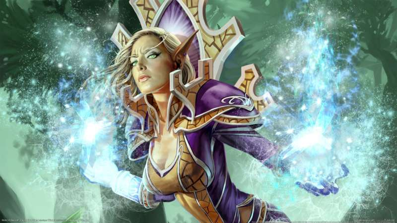 World of Warcraft: Trading Card Game Hintergrundbild 46