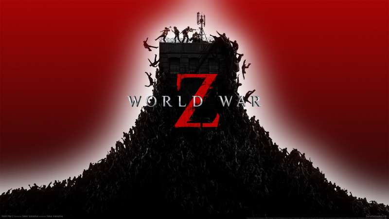 World War Z Hintergrundbild